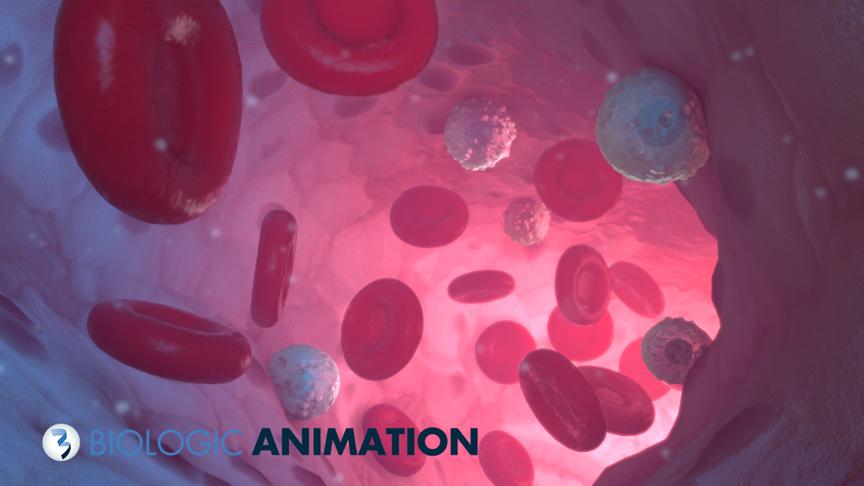 Biologic Animation, Biologic Models, Mechanism of Action, Medical Animation